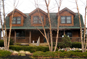 Baltimore replacement windows for Best replacement windows for log homes