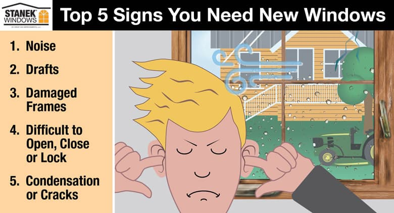 Top 5 Signs You Need New Windows