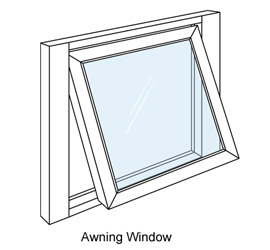 awning style windows exterior window awning and casement windows are commonly referred to as crank windows since they opened using cranking mechanism the two window types easily glide vs casement windows whats the difference