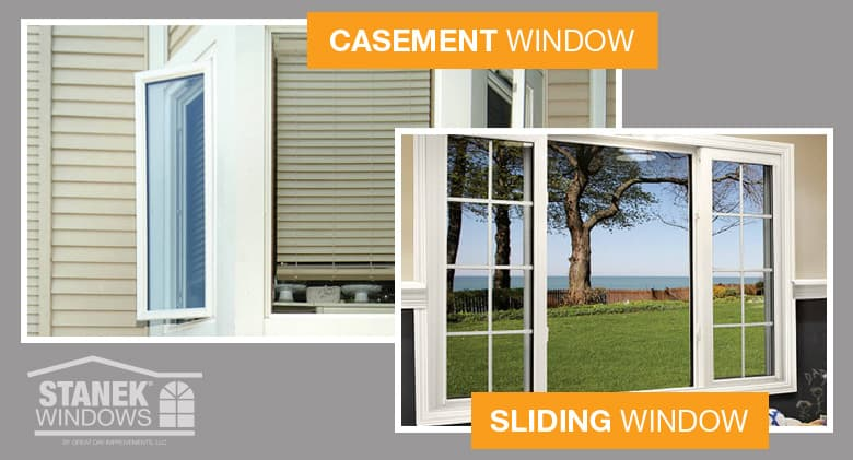 Casement Vs Sliding Windows What S The Difference