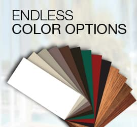 Endless Window Color Options