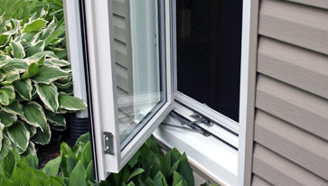 Awning and Casement Windows