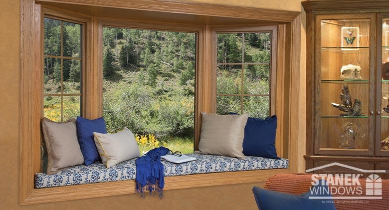 Images Of Bay Windows bay windows - customer photo gallery | stanek window ideas