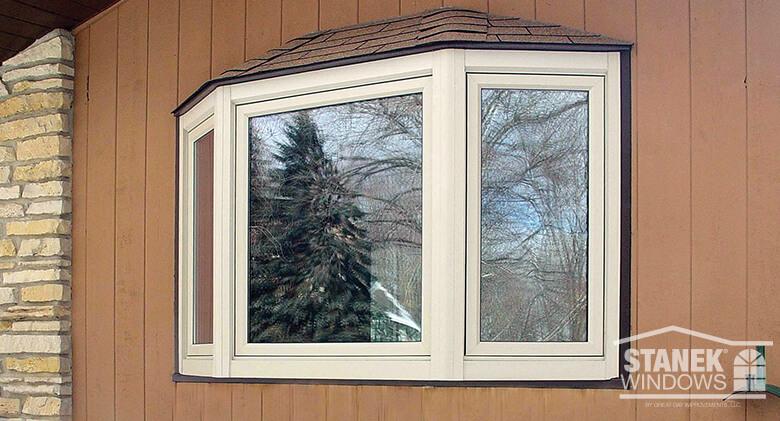 Bay Window Pictures bay windows - customer photo gallery   stanek window ideas