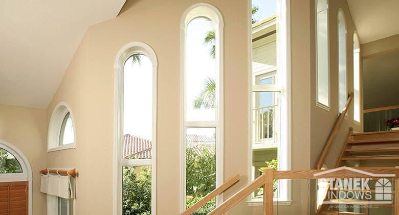 Custom Shaped Windows