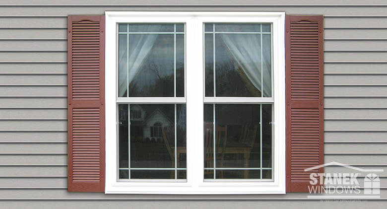 Double Hung Windows Photo Gallery Stanek Windows Ideas