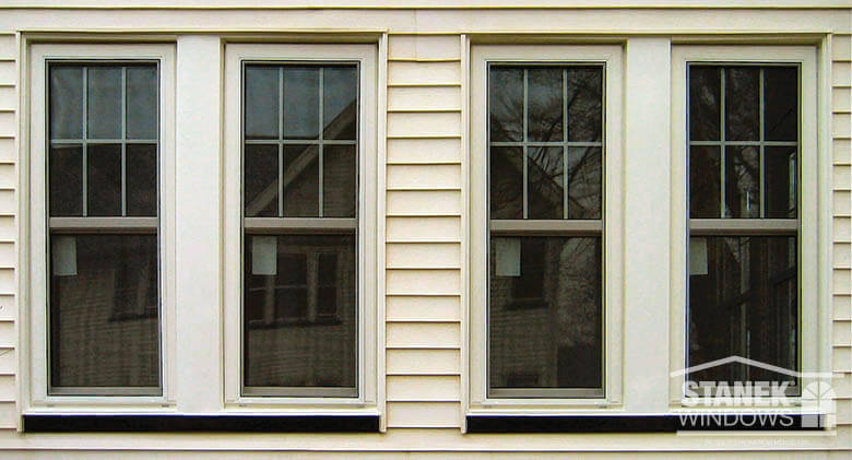 Double Hung Windows With Grids : Double hung windows photo gallery stanek ideas