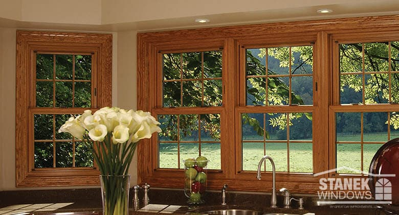Wood replacement windows cost