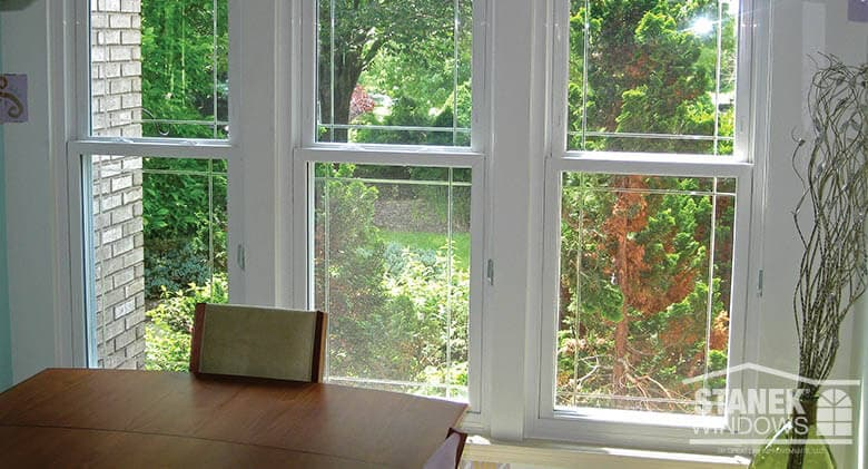 The different types of replacement windows infographic for Custom replacement windows