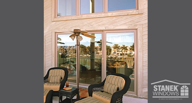 Patio Door Picture & Types of Patio Doors - Locking And Sliding Glass Doors - ~