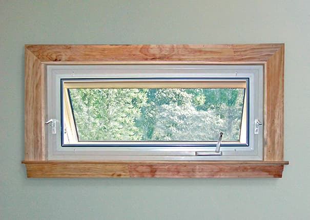 Awning And Casement Window