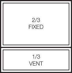 Awning Window Sizes Configurations Vinyl Replacement Windows