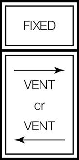 Casement Window Sizes for Vinyl Windows | Stanek Windows