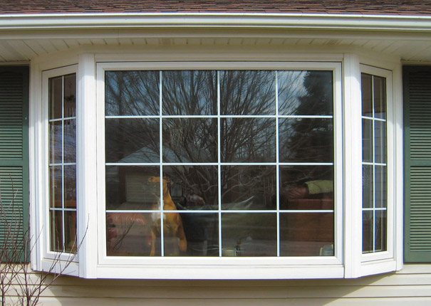Bow bay windows custom window styles available for Bow window replacement