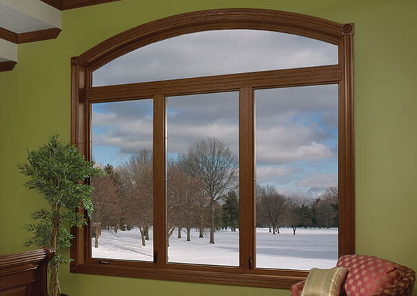 Custom window styles shapes vinyl specialty windows Custom design windows