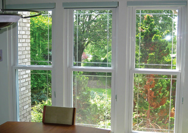 Stanek Double Hung Windows Vinyl Replacement Windows