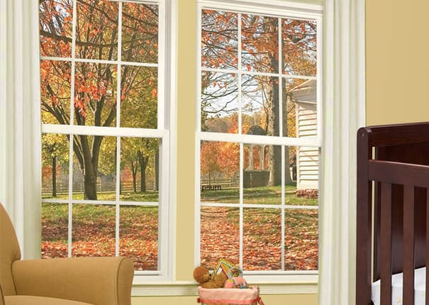 Double-Hung Window