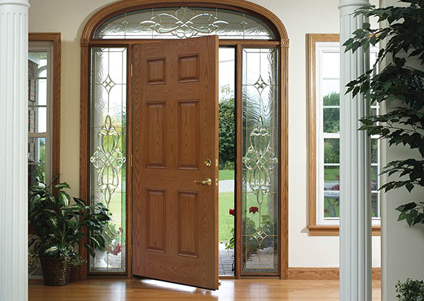 Entry door fiberglass or steel fiberglass steel doors - Steel vs fiberglass exterior door ...