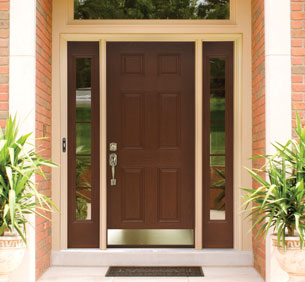 Heritage® Fiberglass Entry Door