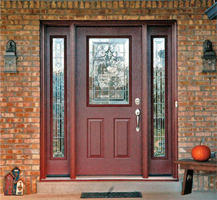 Charmant Signet® Fiberglass Entry Door