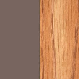 Cocoa/Light Oak