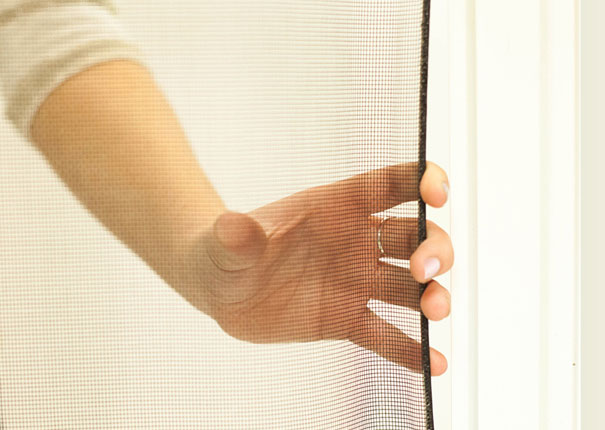 FlexScreen Flexible Window Screen