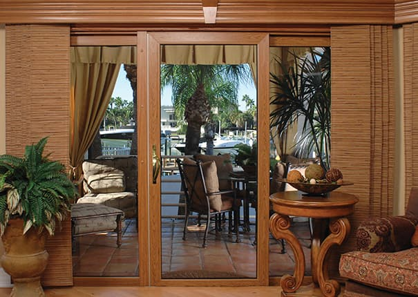 Replacement sliding patio doors stanek custom patio doors for Custom patio doors