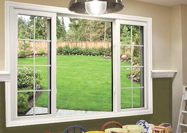 Energy Efficient Sliding Windows Gliding Windows