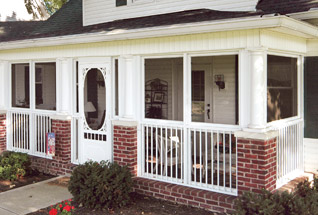 Patio Enclosures Brand Screen Rooms Are An Ideal Addition To Your Home.  Whether You Are Looking To Enclose An Existing Space Or Add A Whole New  One, ...