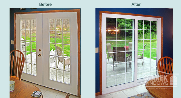Cleveland Replacement Patio Door - December 2014 & Affordable Windows and Doors | Replacement Windows Near Cleveland