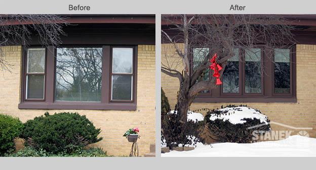 Custom replacement windows milwaukee wi energy for Custom wood windows online