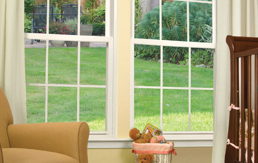 Decorating vinyl window glass replacement inspiring for Vinyl replacement windows
