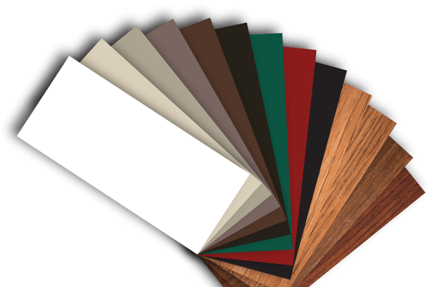 Interior and Exterior Color Options