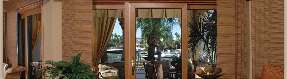 Patio & Entry Doors